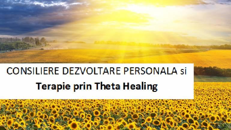 Consiliere Dezvoltare Personala si Terapie Theta Healing